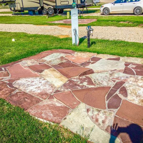 RV Lot West Texas Friendly RV Park