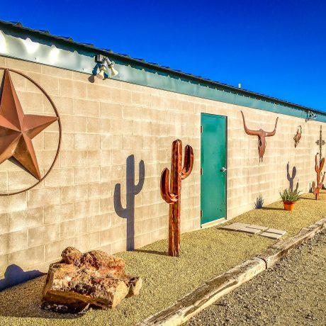 West Texas Friendly RV Park Office